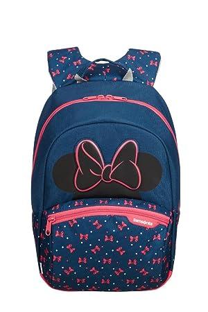 SAMSONITE Disney Ultimate 2.0 - Backpack Small+ Mochila Infantil, 28 cm, 10.5 Liters, (Minnie Neon): Amazon.es: Equipaje