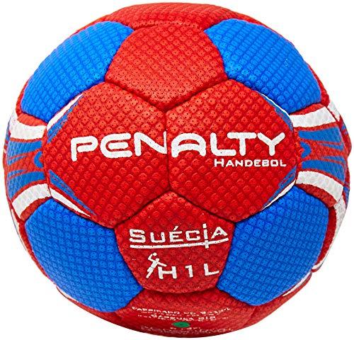 Bola Hand Suécia H1L Ultra Grip c/c IV Penalty 52 cm Vermelho