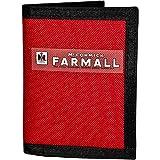 Farmall Red Nylon Trifold Wallet