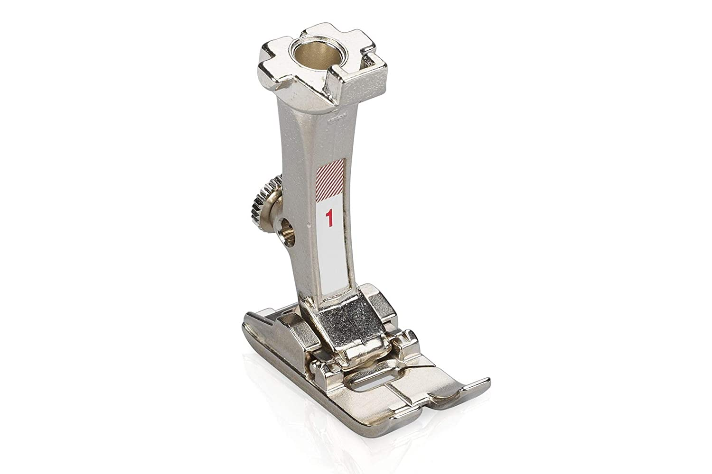Máquina de coser BERNINA zigzag pie, PARA MODELOS 707 730 830 801 807 930, etc: Amazon.es: Hogar