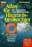 img - for Atlas f r Himmelsbeobachter. Der Sternatlas zum Himmelsjahr. book / textbook / text book