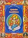 Symboles bouddhistes par Blau