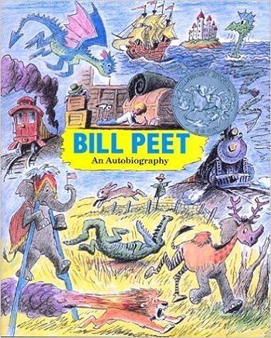 Bill Peet: An Autobiography by Bill Peet (1994-03-28)
