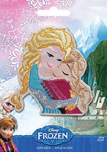 Simplicity 1931102001 Disney Frozen Sisters - On Disney Iron Princess