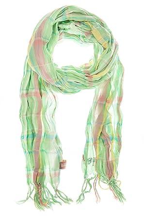 625003d1a46 Napapijri haverille écharpe pour femme vert  Amazon.fr  Vêtements et ...