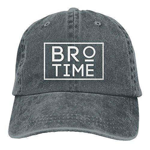 Bro Time revelry Unisex Hipster Jeans Men's Printed Adjustable Baseball Dad Hat Best Gift For Men Women