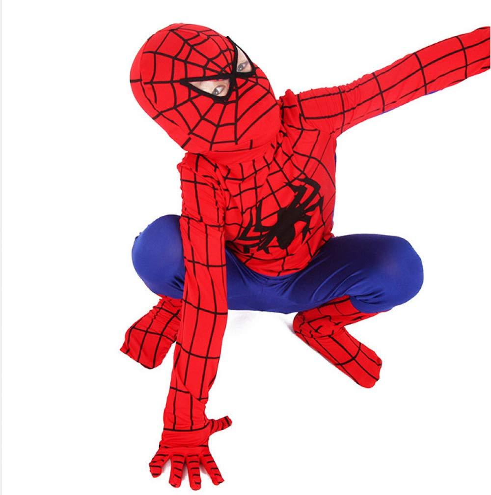 Amazon.com: DSFGHE Traje De Cosplay De Spiderman Traje De ...