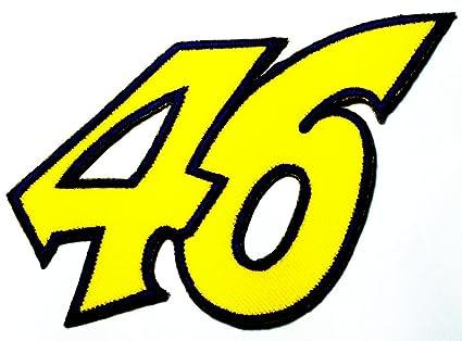 amazon com 46 valentino rossi the doctor motogp motocross racing