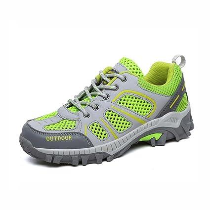 82d2bca0451e Amazon.com : YaXuan Outdoor Hiking Shoes, New Women's Mesh ...