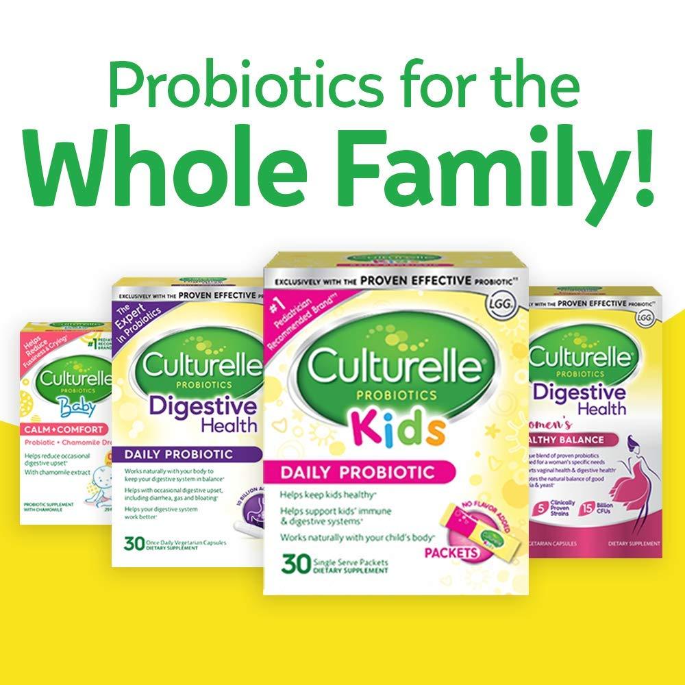 Culturelle Baby Calm + Comfort Probiotics