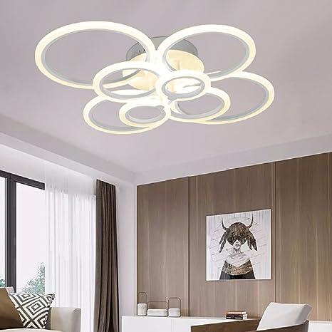 Led Ceiling Lamp Acrylic Modern Ceiling Lights Livingroom Bedroom