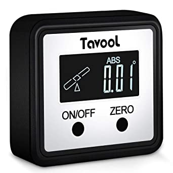 Best Digital Angle Gauge Cailbrator w Backlight Type 2 WR300 BESTSELLER