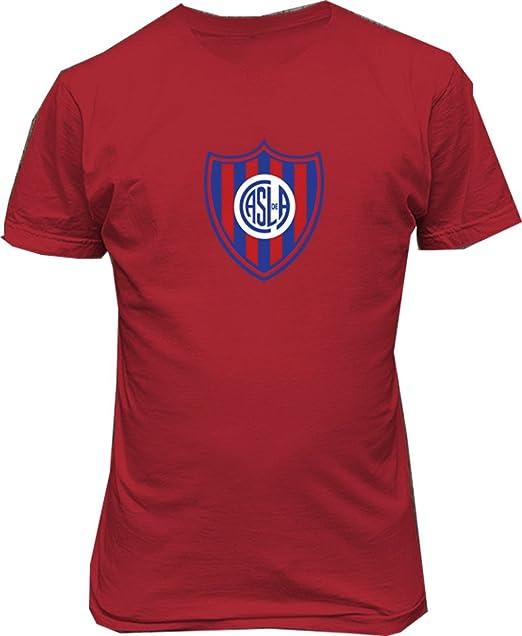 Club Atletico San Lorenzo de Almagro Futbol Argentina t Shirt Soccer (small)