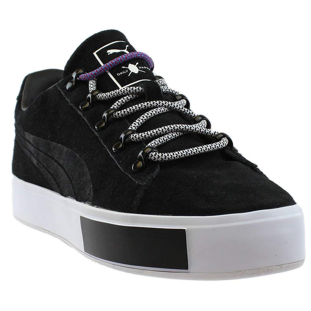 PUMA Men's X DP Court Platform S schwarz schwarz schwarz Ankle-High Fashion Turnschuhe - 11M 09b968