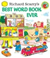 Richard Scarry's Best Word Book Ever (Giant Golden Book) by Golden Books