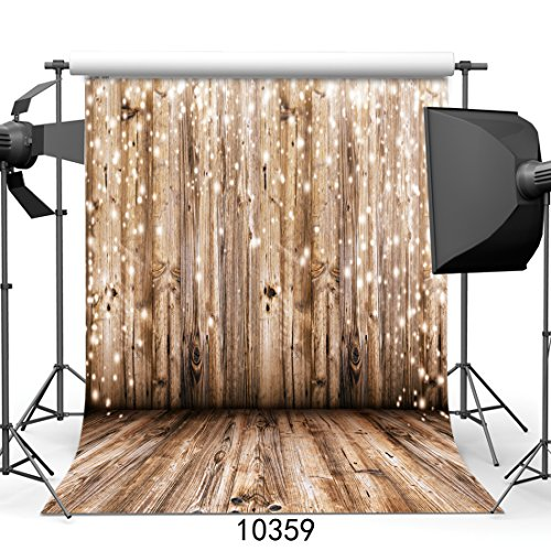 SJOLOON 10x10ft Vinyl Photography Backdrops Nostalgia Wood Floor Children Baby Photography Background Gallery Backdrops JLT-10359