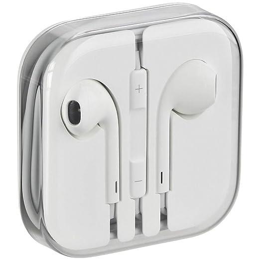 30 opinioni per Original Apple Earpods in-ear auricolari vivavoce con microfono + regolatore di