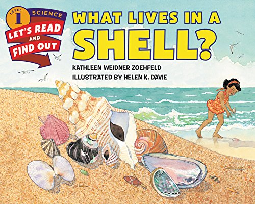 HarperCollins What Lives in a Shell? (Let's-Read-and-Find-Out Science 1) price tips cheap