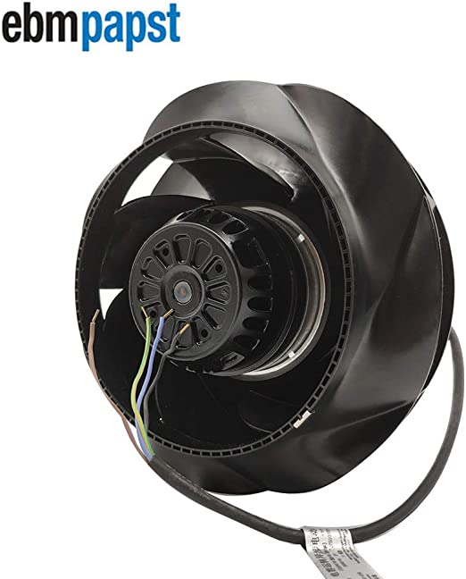 Centrifugal fan R2E225-RA92-17 For Ebmpapst Double Bball Bearing 230V 0.68//0.92A