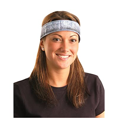 6PCK-Miracool Headband - Cooling Lasts for Hours - Re-Usable - DENIM
