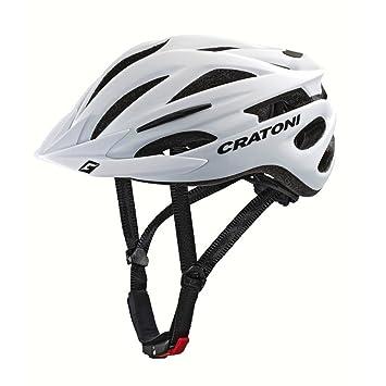Radsport CRATONI AllTrack Fahrradhelm // schwarz/anthrazit gummiert