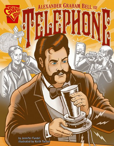 Picture of an Alexander Graham Bell and the 9780736896405