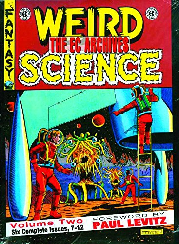 Download EC Archives: Weird Science Volume 2 (v. 2) pdf epub