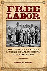 Free Labor: The Civil War and the Making of an American Working Class (Working Class in American History) Kindle Edition