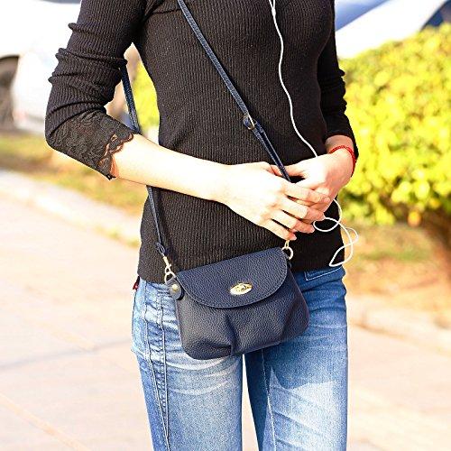 Handbag SMALL Blue Mini Purse Crossbody Bag Ladies Shoulder Messenger Envelope Totes qTgwB