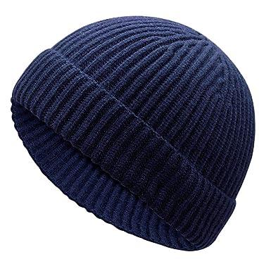 scaricare la consegna shopping stili di moda MAYOGO Berretto Lana Unisex Cappello Caldo Maglia Invernale ...