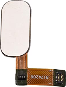 ZC554KL Fingerprint Flex Cable Compatible with Asus Zenfone 4 Max,Home Button Replacement Part