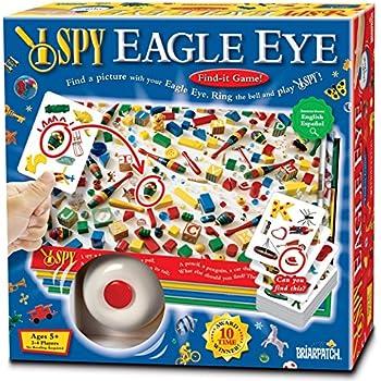 how do you play i spy eagle eye game