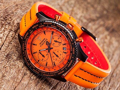 Detomaso Firenze Reloj De Cuarzo Para Hombres Con
