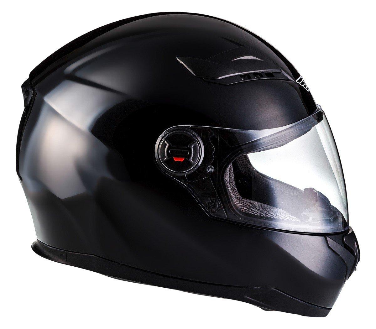 Cloth Bag /· White /· S 55-56cm MOTO X86 Gloss White /· Moto-Helmet Full-Face Scooter-Helmet Urban Street Sport Motorcycle-Helmet Cruiser Helmet /· ECE certified /· incl Visor /· incl