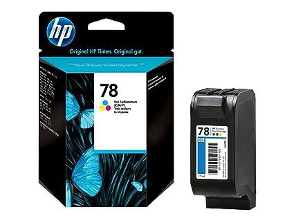 HP C6578D#301 - Cartucho de tinta, tricolor: Hp: Amazon.es ...