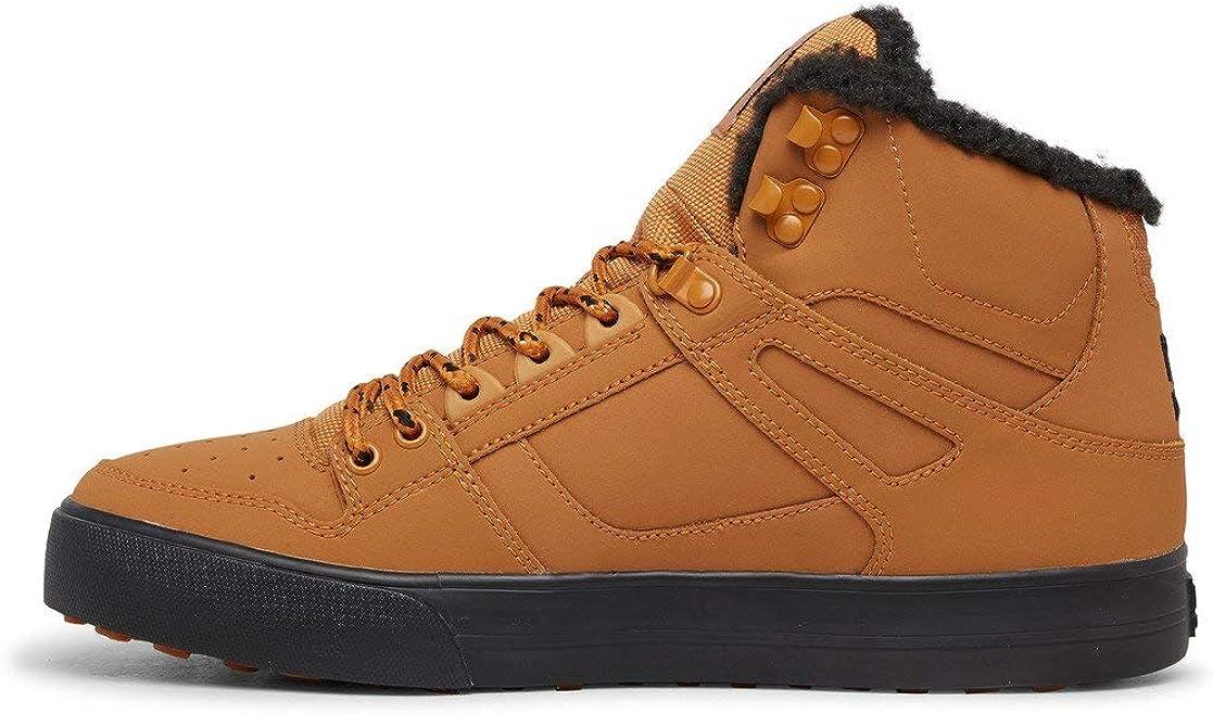 DC Men's Pure High-top Wc Wnt Skateboard, Skate Shoe: Shoes