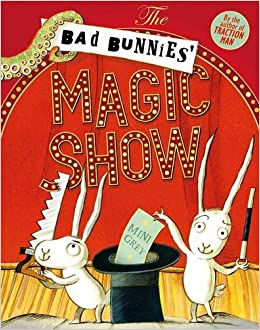 Image result for The Bad Bunnies' Magic Show