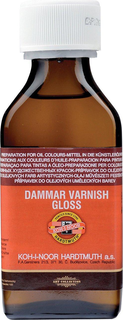 Koh-I-Noor 165537 Dammar Varnish Gloss 100ml Koh-i-noor Hardtmuth A.s.