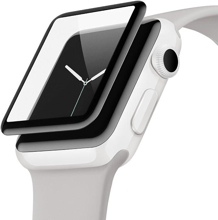 Belkin ScreenForce UltraCurve Screen Protector (Apple Watch Series 3/2, 38mm)