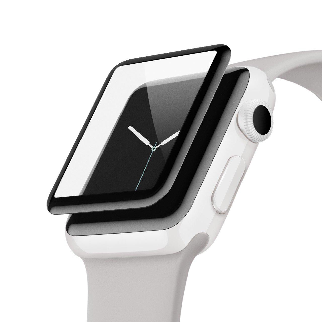 Belkin ScreenForce UltraCurve Screen Protector (Apple Watch Series 3/2, 42mm) by Belkin