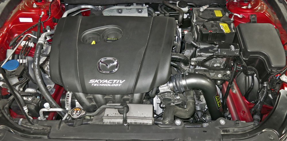 Non-CARB Complaint AEM 21-765C Cold Air Intake System