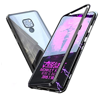 the latest db0e4 eb727 Amazon.com: for Huawei Mate 20 Pro Case,salaheiyodd Magnetic ...