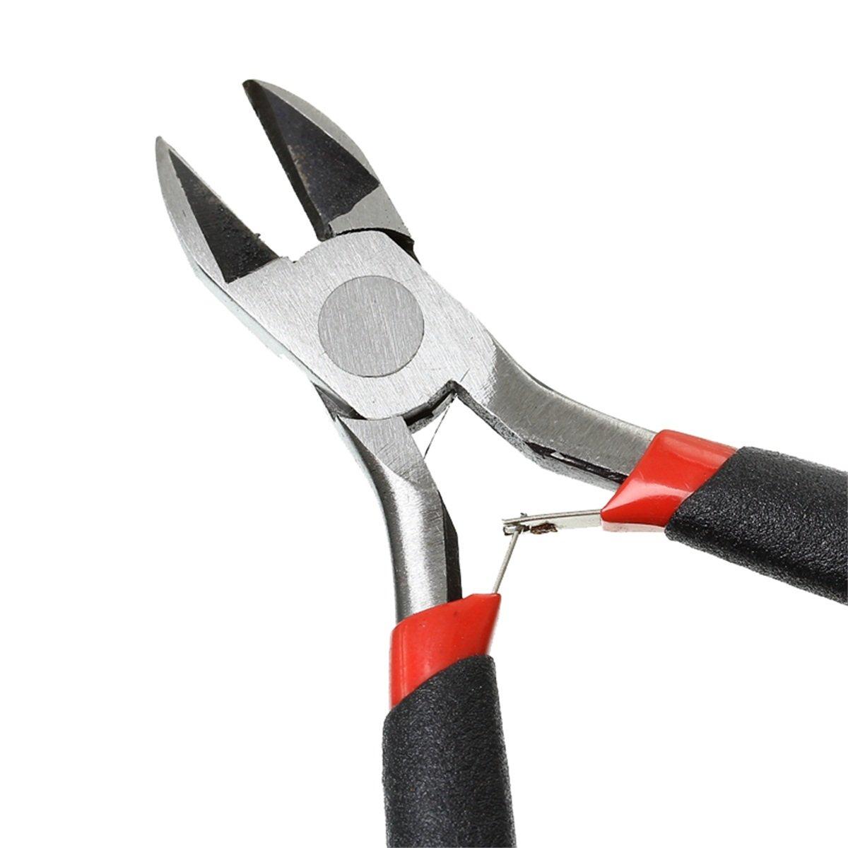 Pince coupante diagonale pour la coupe de fil de fer