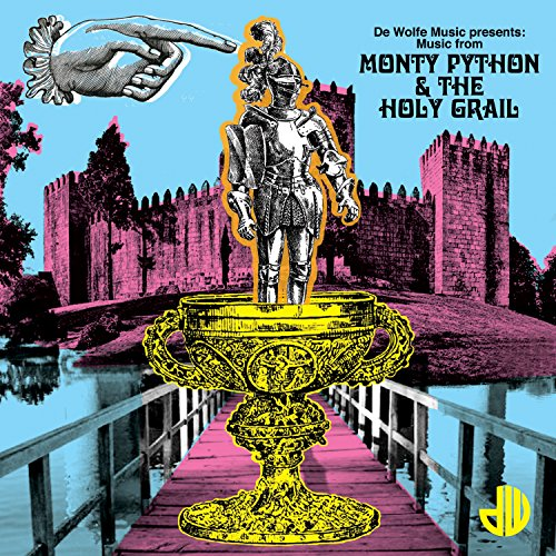 De Wolfe Music Presents: Music from Monty Python and the Holy Grail (De Wolfe Music)