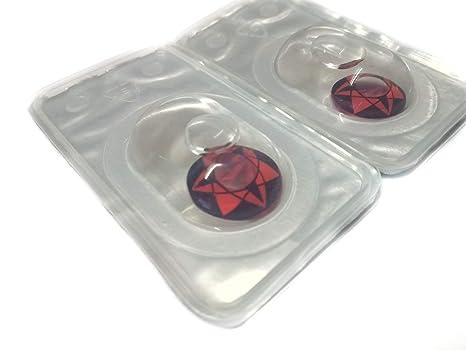 Buy Crosetta Sasuke Mangekyou Sharingan Contact Lens Zero