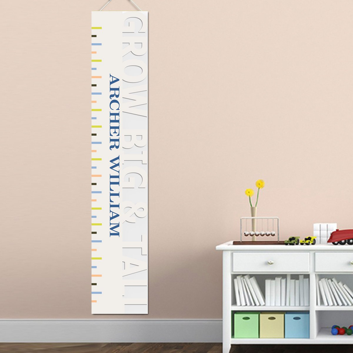 Personalized Childs Growth Chart