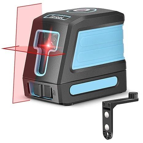 Amazon.com: Nivel láser de autonivelación – 50 pies de línea ...