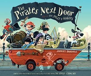 book cover of The Pirates Next Door