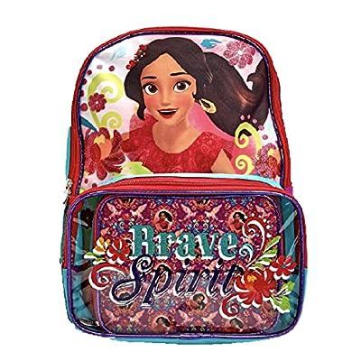Disney Princess Elena Backpack   Clear Pocket Lunch Bag best. 100%  polyester  Full size ... 2b7374332c8a6
