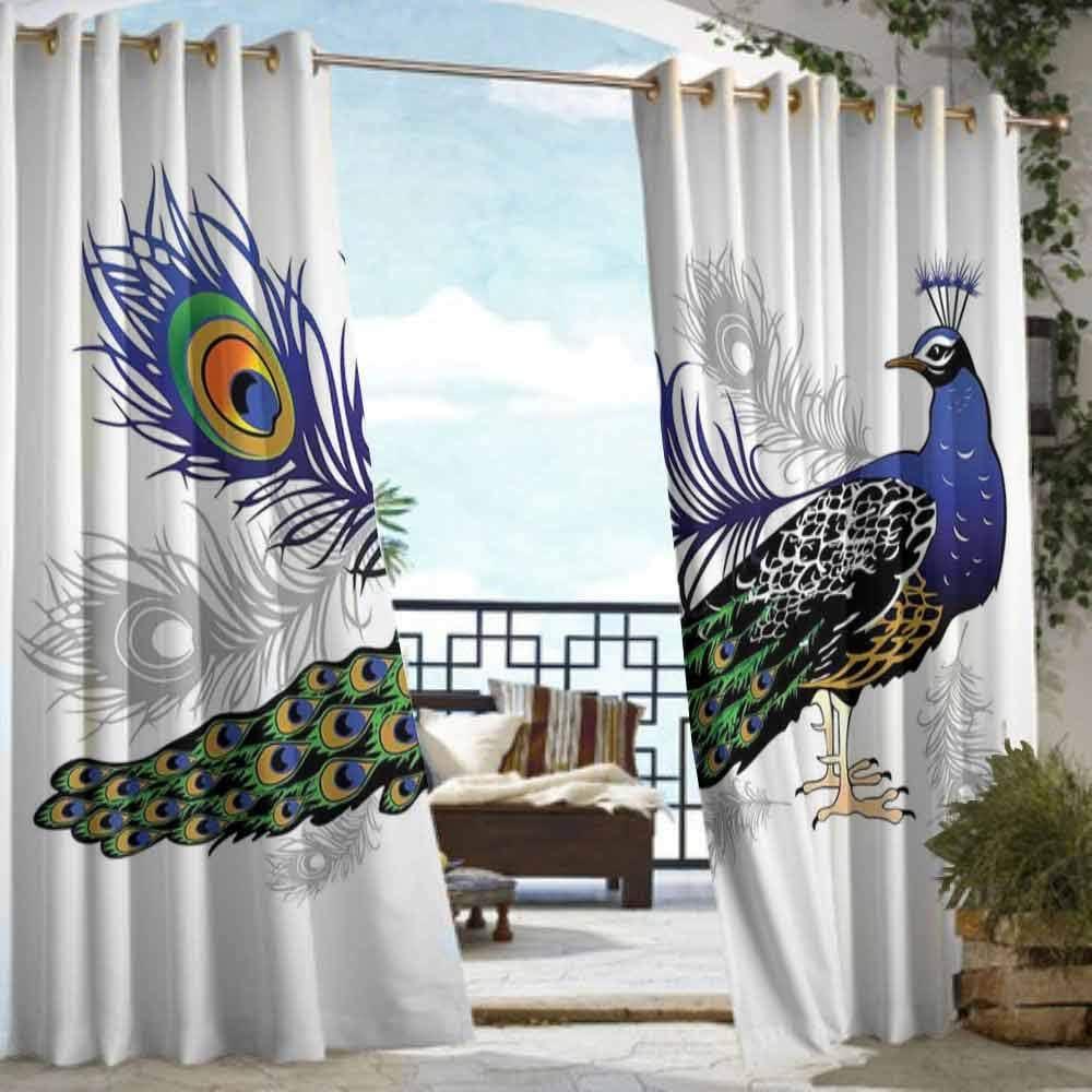 DILITECK Estor para Ventana Color melocotón Vibrante Imagen Vieja desgastada Estilo Vintage diseño Abstracto Trabajo para Patio/Porche Frontal, Rosa, Naranja, Amarillo: Amazon.es: Jardín
